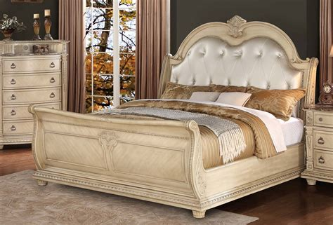 homelegance palace bedroom collection special 1394 bed set homelegance palace ii upholstered bedroom set antique