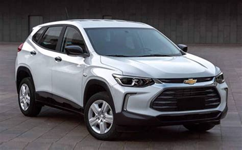 Chevrolet Tracker 2020 by Novo Chevrolet Tracker 2020 Fotos E Especifica 231 245 Es