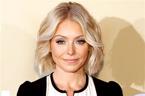 how to fix my hair like kelly ripa kelly ripa on michael strahan s exit from live quot people