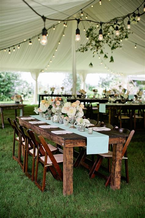 best 25 farm table wedding ideas on wedding