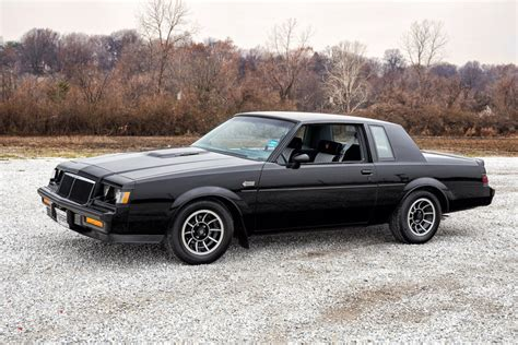 1985 buick grand national fast classic cars