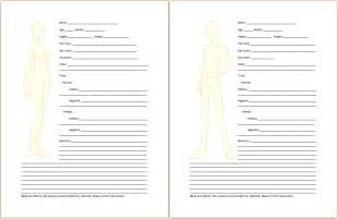 character biography template character bio template cyberuse