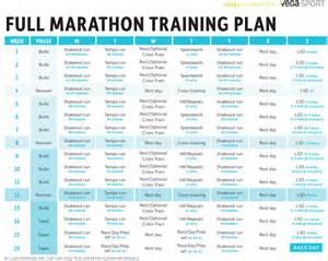 marathon plan yeg fitness