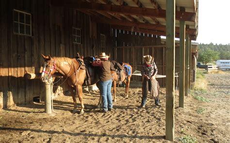 dude ranch dude ranch vacation hollow ranch oregon dude ranch