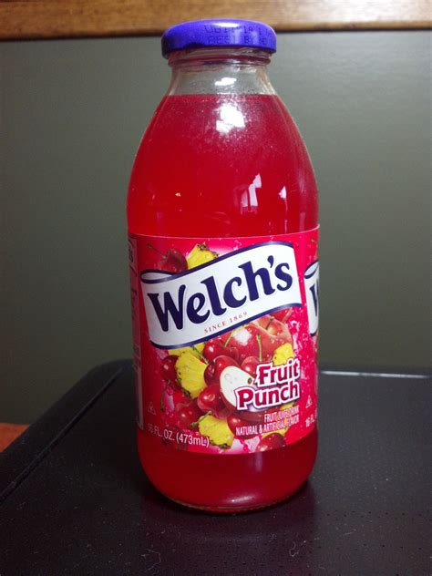 fruit punch soda thirsty dudes welch s fruit punch