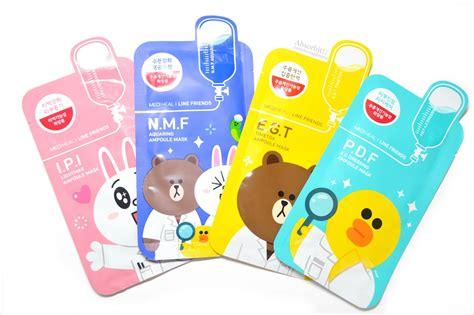 Mediheal Line Friends Oule Mask by Mediheal I P I Lightmax Oule Mask Line Friends