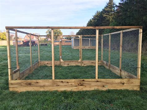 Pens Sections Game Rearing Sheds And Dog Kennels