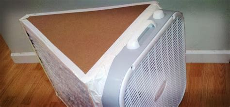 box fan air purifier