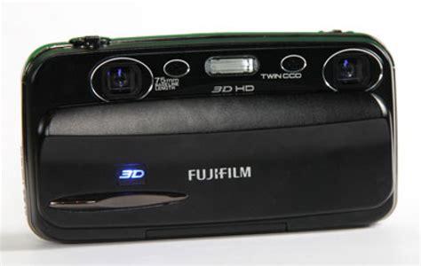 Fuji W3 fujifilm finepix real 3d w3
