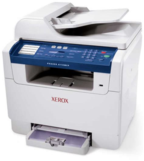 Printer Laser Xerox Phaser 3124 the phaser 6110 and phaser 3124 two low cost desktop