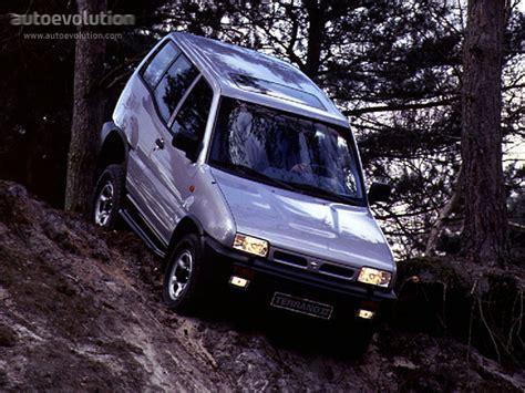 nissan terrano 1996 nissan terrano ii 3 doors 1993 1994 1995 1996