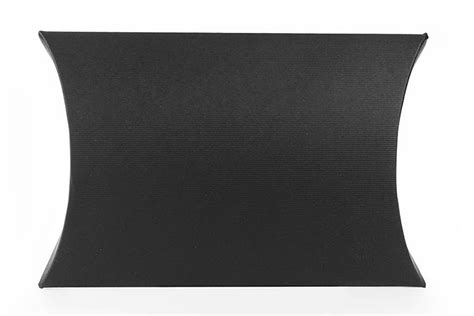 Black Pillow by Large Black Pillow Box 160 X 138 X 40mm Pilbllar Pillow Black Box Large Jewellery