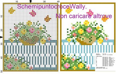 fiori a punto croce schemi gratis schemi punto croce fiori excellent iris viola floreale