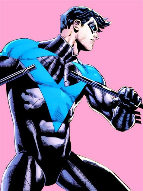 nightwing hairstyle 665 best dick grayson images on pinterest nightwing
