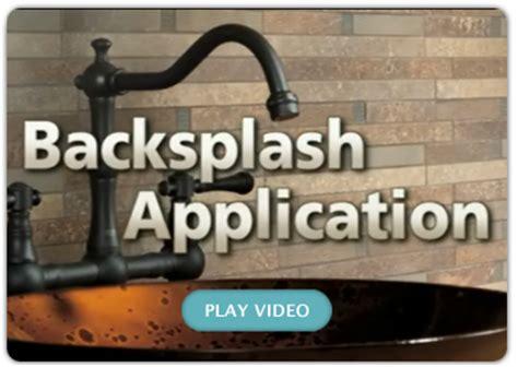 install a backsplash