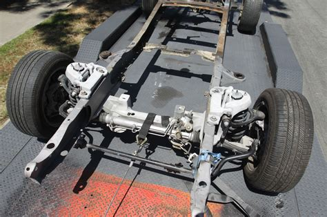 Radiator Assy I Panther 2 3 1967 ford f 100 project speed bump part 2 photo image