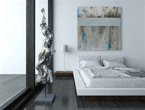 loft decor modern abstract painting contemporary