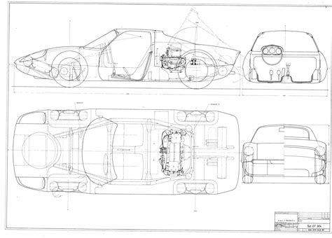 car plans car frame and chassis blue prints pictures to pin on pinterest thepinsta