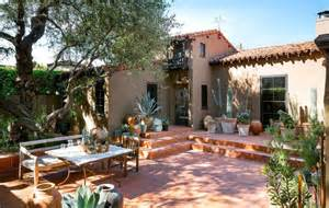 backyard in spanish spanish style backyard home decorating trends homedit