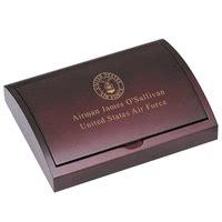Us Air Gift Card - us air force business card case executive gift shoppe