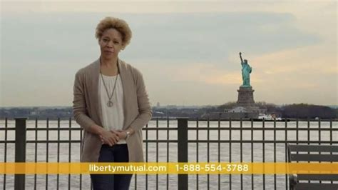 redhead in liberty mutual insurance ad who is actress in liberty mutual commercial