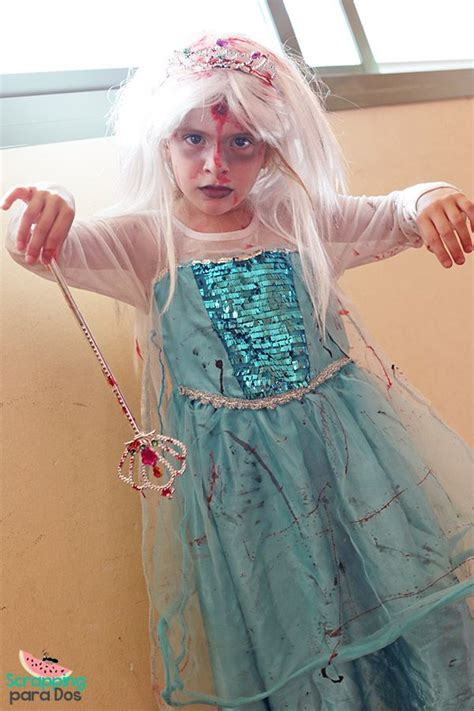 zombie elsa tutorial las 25 mejores ideas sobre disfraz de princesa zombie en