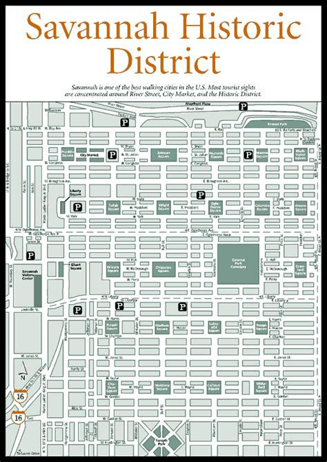 map of historic district finding austen in the most unlikely places