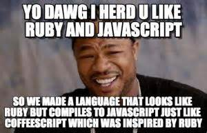 Ruby On Rails Meme - ruby jokes kappit