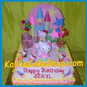 desain lop lebaran hello kitty cake background hello kitty beryl kue ulang tahun bandung