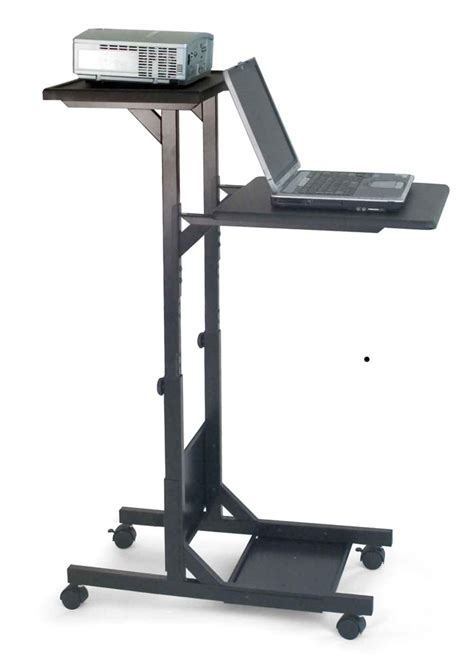 Mobile Laptop Desk Stand H Wilson Mobile Laptop Stands For Presentation Laptop Stand Pinterest Laptop Stand