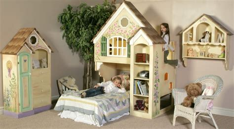 dollhouse loft bunk bed dollhouse loft bed