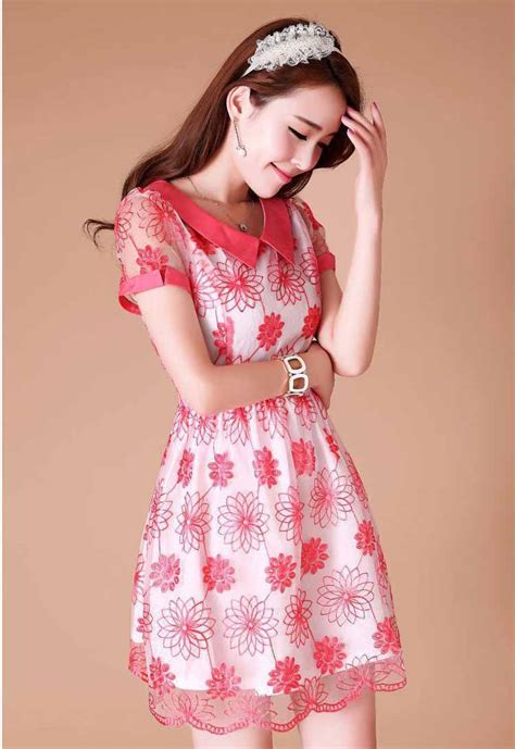 Jual Dress Jual Dress Korea Style Dress Edin