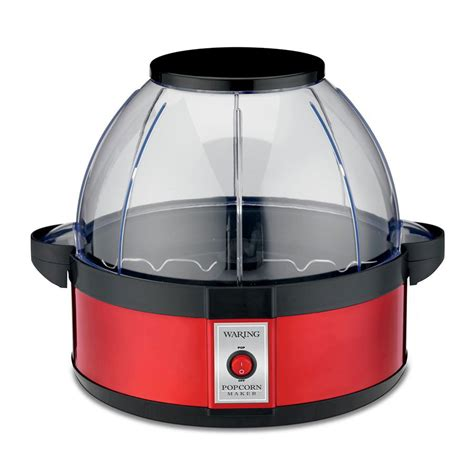 Slow Cooker Bed Bath And Beyond Waring Wpm10 Popcorn Maker W Plastic Lid Amp Serving Bowl