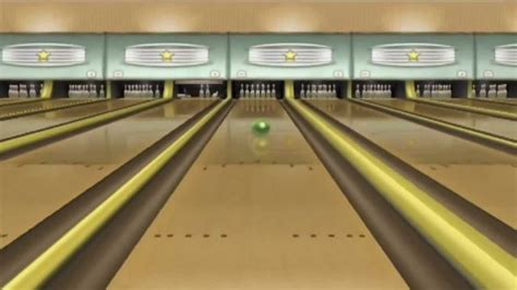 Wiigobot To Bowling Each Time by Wii Sports Bowling Boxing
