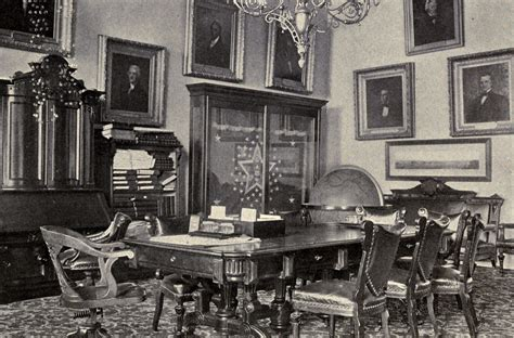white house treaty room last civil war participant to become president american civil war forums