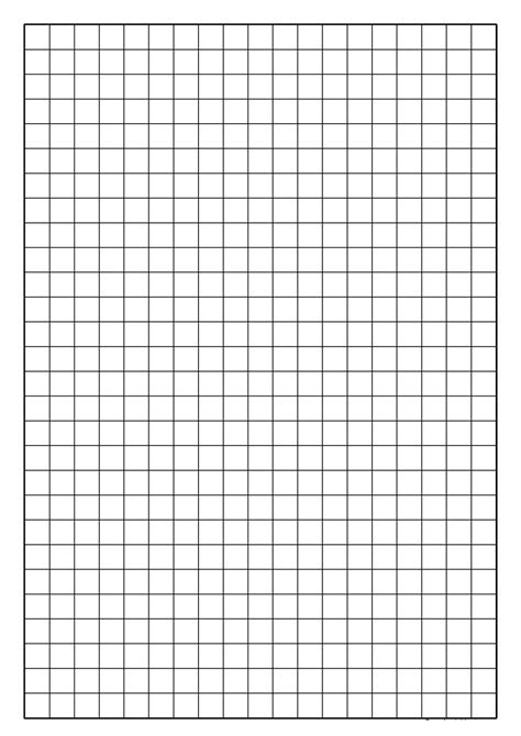 graph paper template microsoft word world of printable