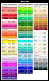 hex color viewer pin hexadecimal rgb color chart on