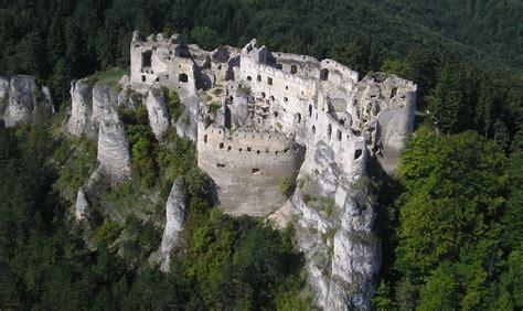 Lietava Slovakia This Medieval Castle Was Built High On