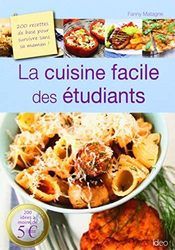 meilleur site cuisine 7 meilleurs de cuisine pour les 233 tudiants webcairn