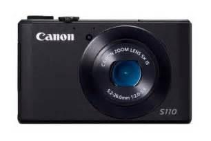 camaras compactas gama alta canon powershot s110 la nueva c 225 mara de bolsillo de alta gama