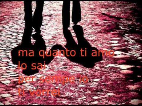cry senza te con testo