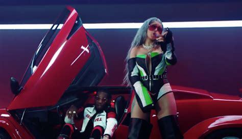 motorsport nicki minaj lyrics video migos motorsport ft nicki minaj cardi b spin