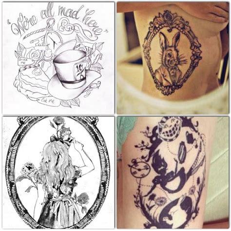 pinterest tattoo alice in wonderland alice in wonderland tattoo ideas tatoo pinterest