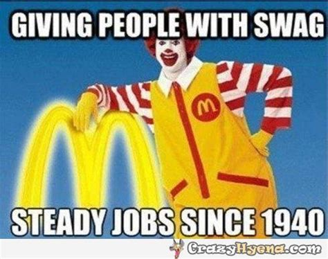 Mcdonald Memes - mcdonald s is good