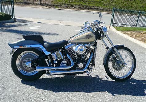 1997 Harley Davidson by 1997 Harley Davidson Softail Custom Fxstc