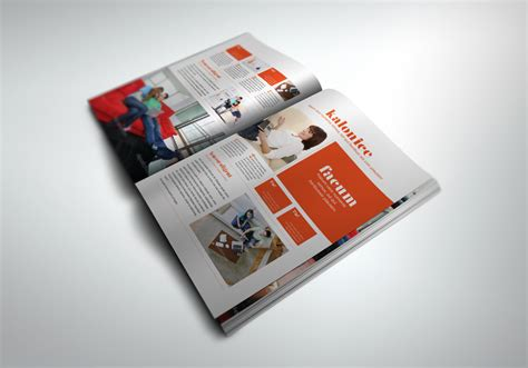 adobe indesign magazine template free free indesign pro magazine template kalonice
