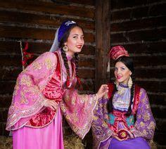 tatarlar mishars татарский Татарстан türk asya