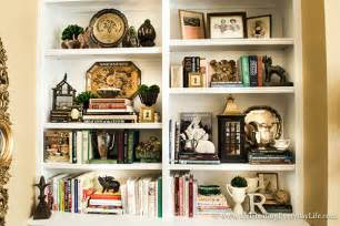 how to decorate bookshelves 9 tips to add style to your shelves celebrating everyday