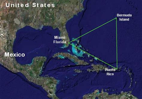 bermuda triangle map 10 most interesting facts about the bermuda triangle search of