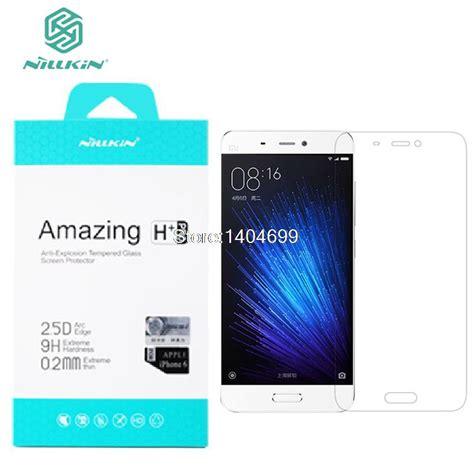 Nillkin Amazing H Pro Tempered Glass Protector Xiaomi Redmi Note 5a aliexpress buy xiaomi mi5 screen protector nillkin amazing h h pro pe tempered glass